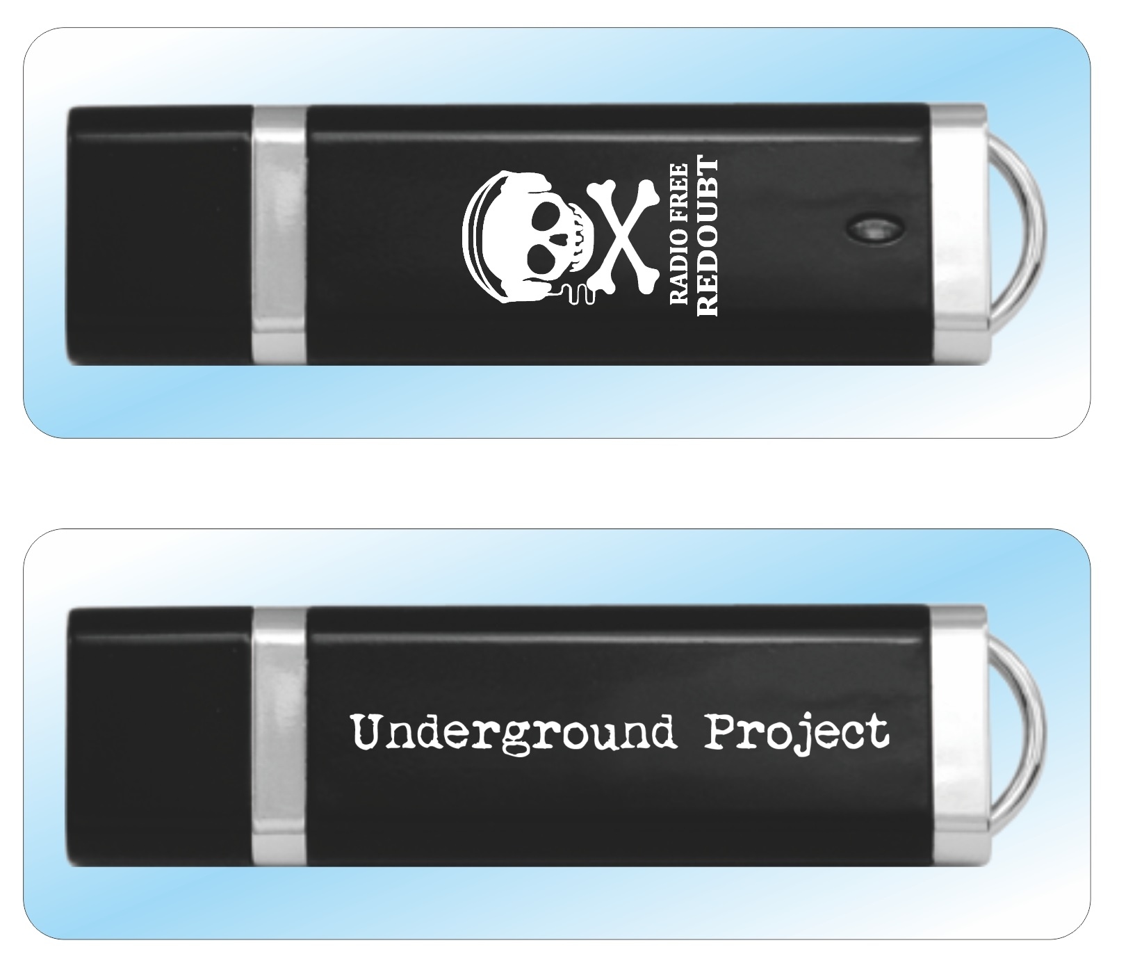 Underground Project Thumb Drive