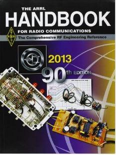 The ARRL Handbook 2016 Softcover Edition 0413