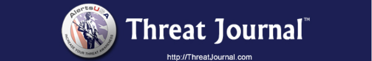 Threat Journal Banner Logo